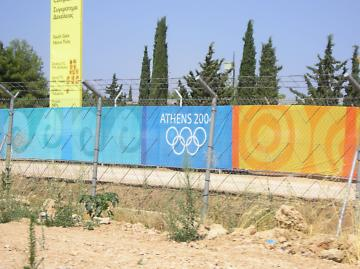Olympic installation